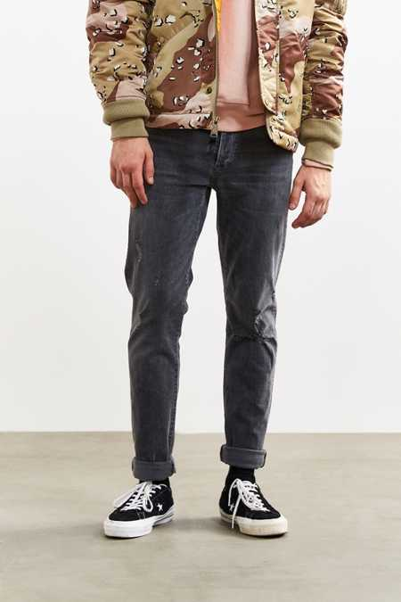 AGOLDE Bowery Wash Super Skinny Jean