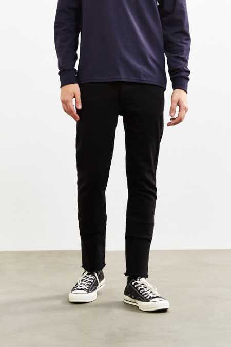 AGOLDE Pitch Black Super Skinny Jean
