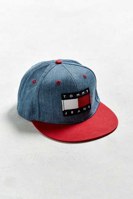 Tommy Jeans For UO '90s Denim Baseball Hat