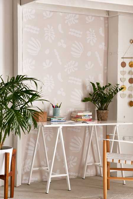 Chasing Paper And Kate Zaremba Flora Removable Wallpaper