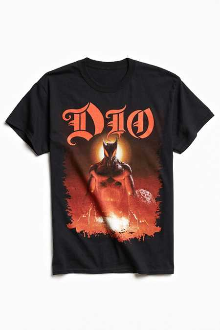 Dio Last In Line Tee