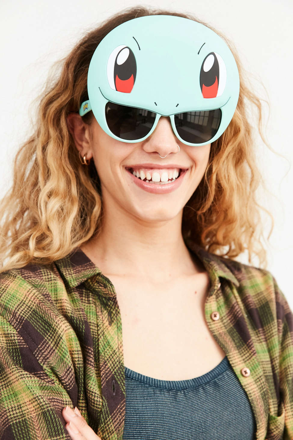 Squirtle sun glasses from Urban Outfitters