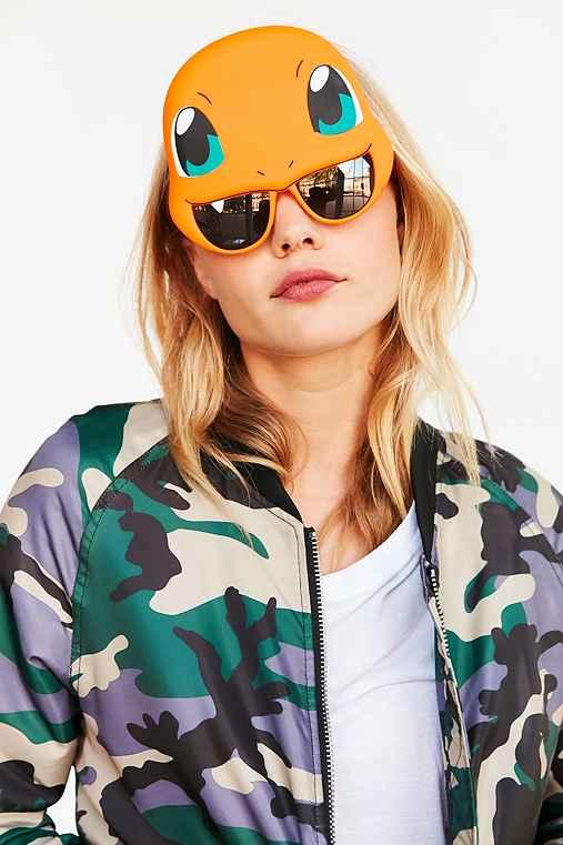 Pokemon Sunglasses,ORANGE,ONE SIZE