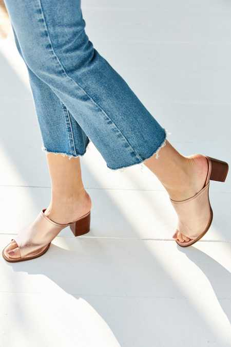 Intentionally Blank Skipper Metallic Mule