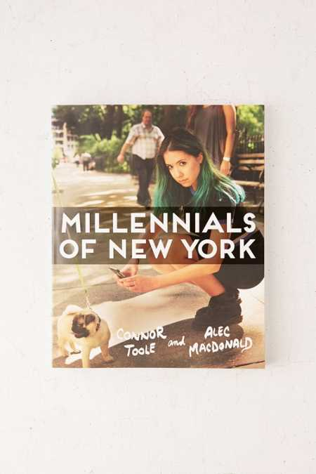 Millennials Of New York By Connor Toole & Alec Macdonald