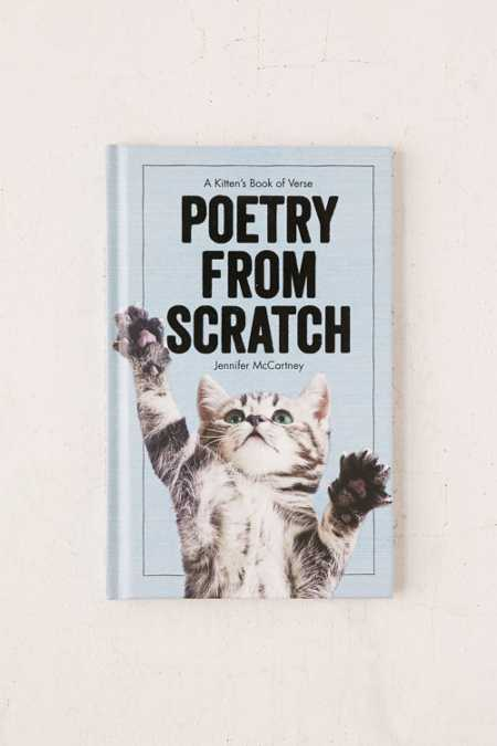 Poetry From Scratch: A Kitten's Book Of Verse By Jennifer McCartney