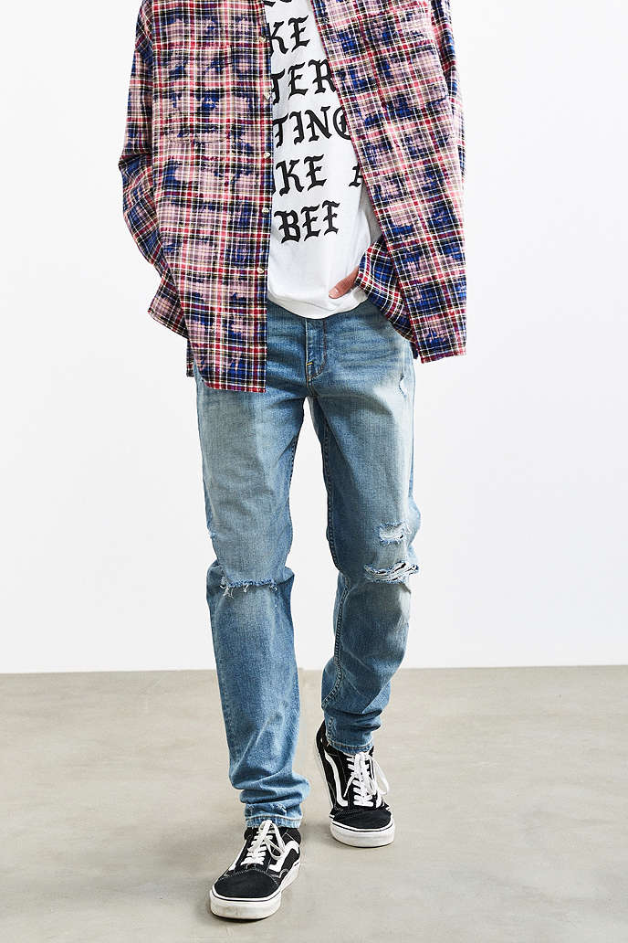 Men&39s Jeans | Ripped   Skinny Jeans - Urban Outfitters