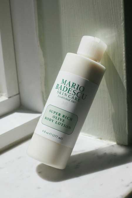 Mario Badescu Super Rich Olive Body Lotion