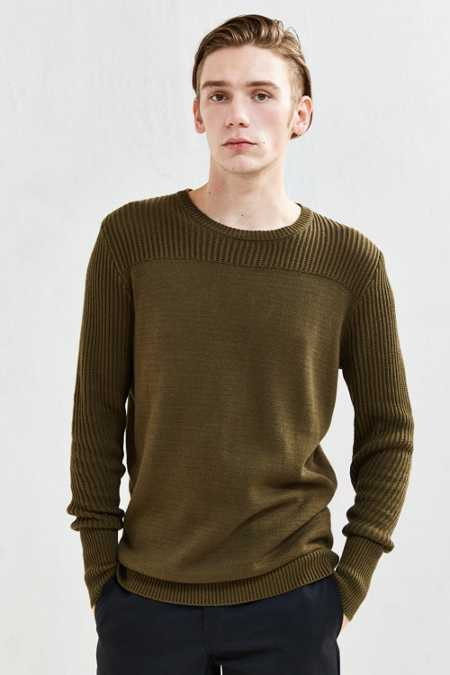 Neuw Combat Knit Sweater