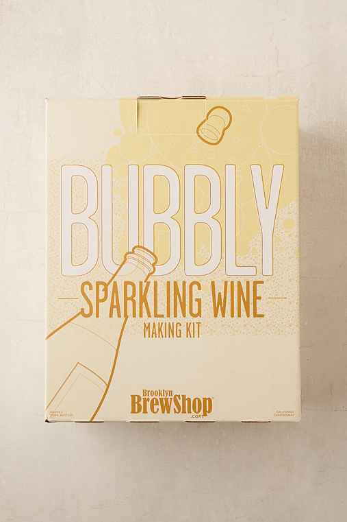 Brooklyn Brew Shop Bubbly Sparkling Wine Kit,ASSORTED,ONE SIZE