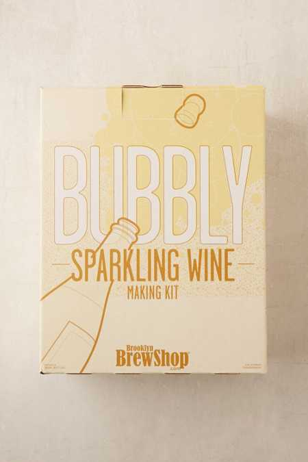 Brooklyn Brew Shop Bubbly Sparkling Wine Kit