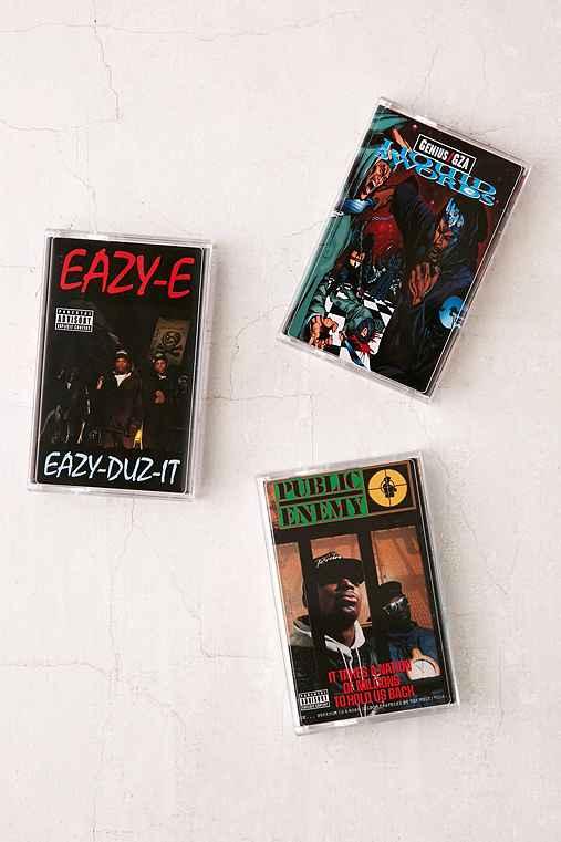 Respect The Classics Cassette Tape Box Set,BLACK,ONE SIZE