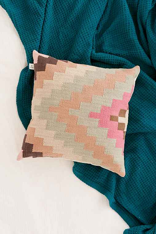 Carlin Throw Pillow,MULTI,20X20