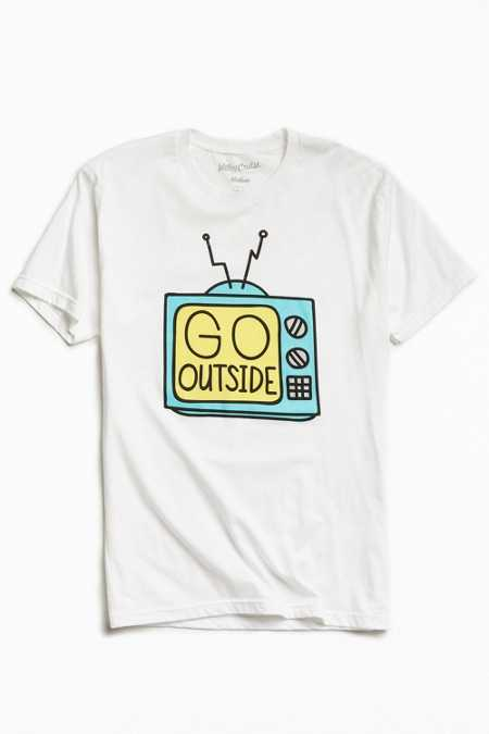 Valley Cruise Press Go Outside Tee