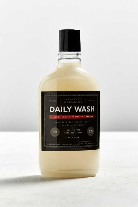Manready Mercantile All-In-One Daily Body Wash
