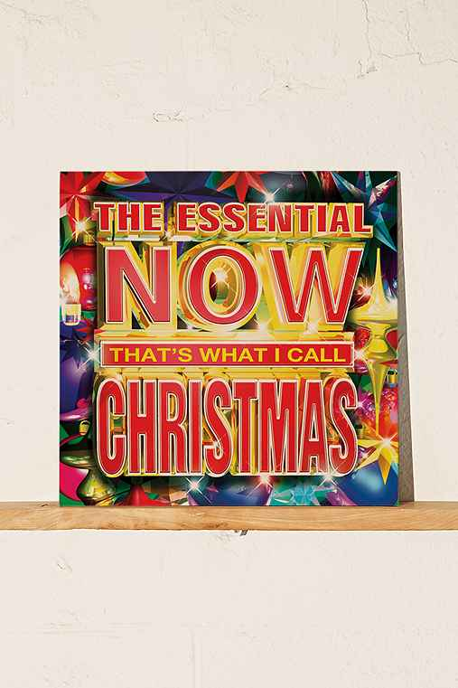 Various Artists - The Essential NOW That's What I Call Christmas LP,RED,ONE SIZE