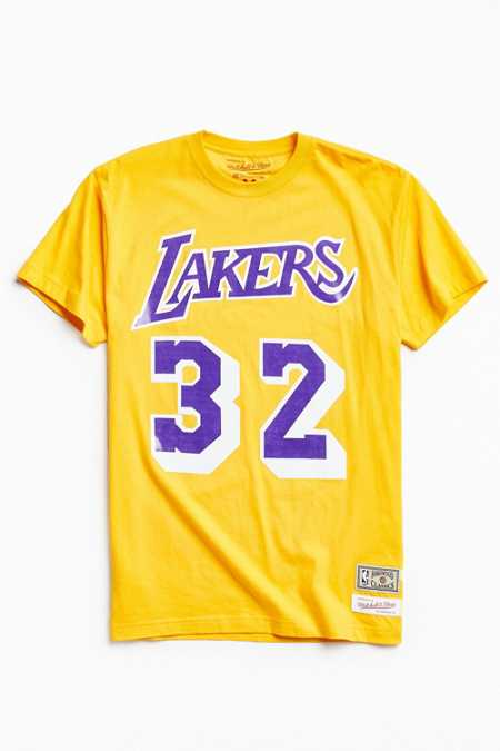 Mitchell & Ness Los Angeles Lakers Magic Johnson Tee