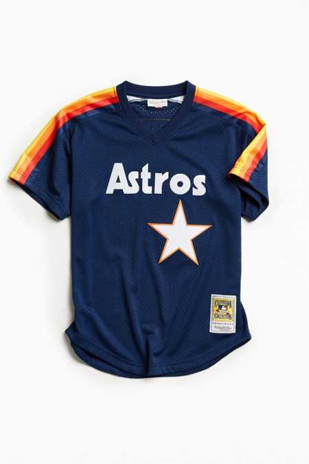 Mitchell & Ness Houston Astros Jersey