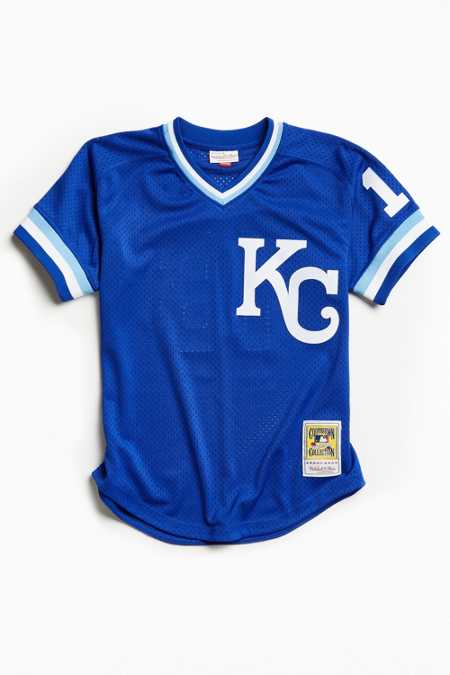 Mitchell & Ness Kansas City Royals Jersey