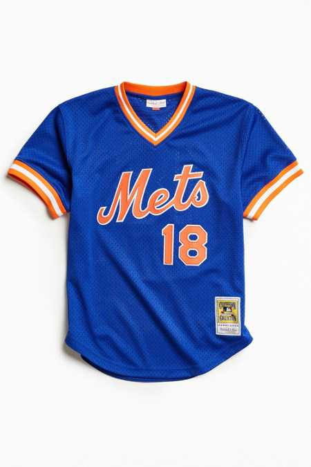 Mitchell & Ness New York Mets Jersey