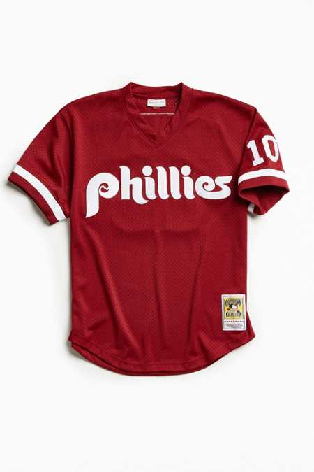 Mitchell & Ness Philadelphia Phillies Jersey