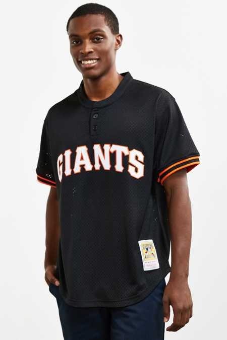 Mitchell & Ness San Francisco Giants Jersey