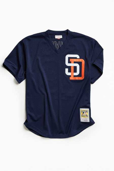 Mitchell & Ness San Diego Padres Jersey