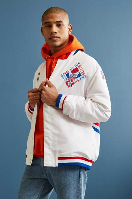 Mitchell & Ness 1991 NBA Warm-Up Jacket