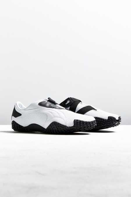 Puma Mostro Perforated Leather Sneaker