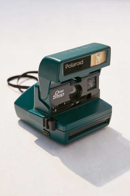 UO Custom Impossible One Step Camera Kit - Hunter Green