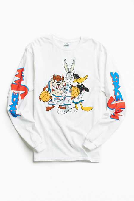 Space Jam Long Sleeve Tee