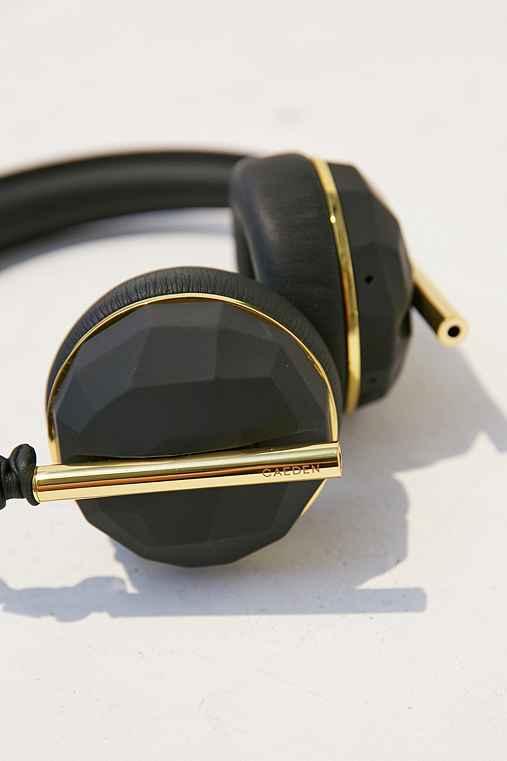 Caeden The Linea No. 10 Wireless Headphones,BLACK,ONE SIZE