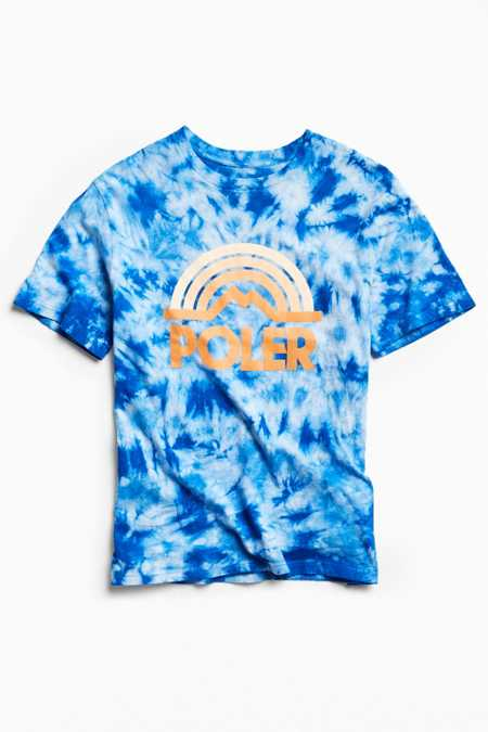 Poler Mountain Rainbow Tee