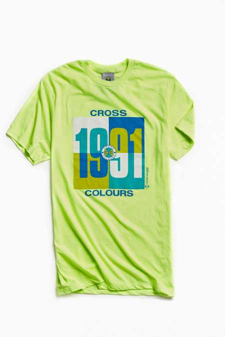 Cross Colours 1991 Logo Tee
