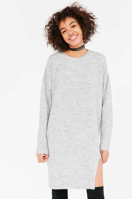 BDG Oversized Dolman Sweater Mini Dress