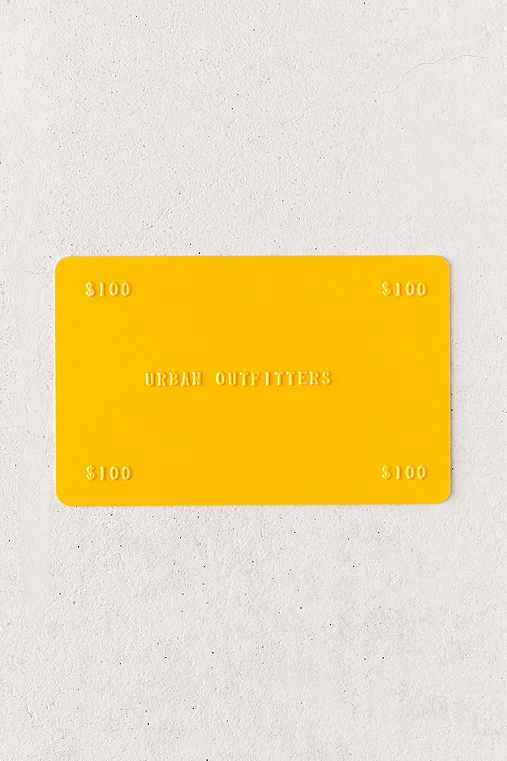 UO Gift Card - $100,ASSORTED,$100