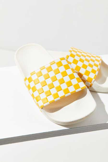 Vans & UO Checkerboard Pool Slide