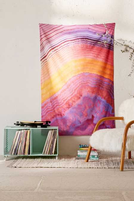 Mineral Glow Tapestry