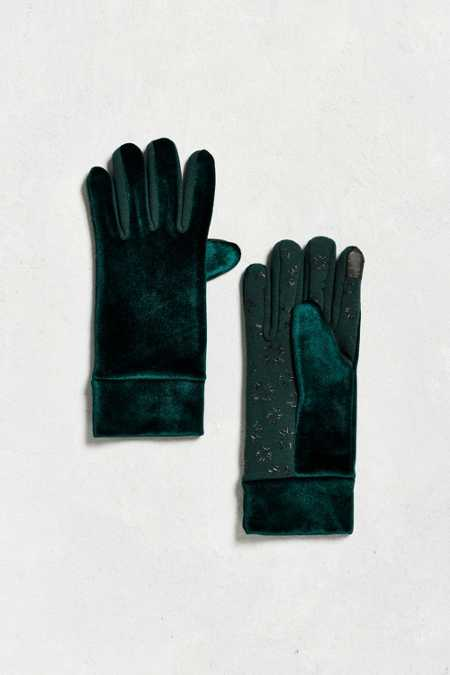 Velour Tech Glove