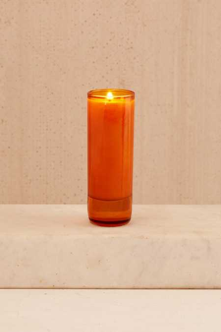 Pop Color Shot Glass Candle