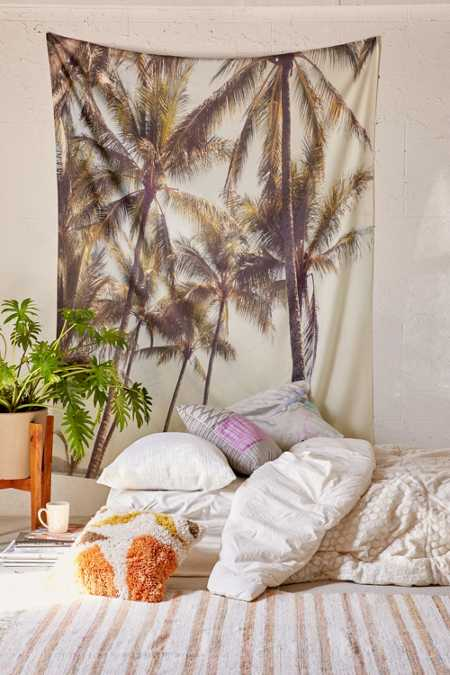 Catherine McDonald For DENY Southern Pacific Island Tapestry