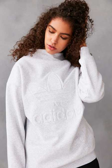 adidas Originals New York Mock Neck Sweatshirt
