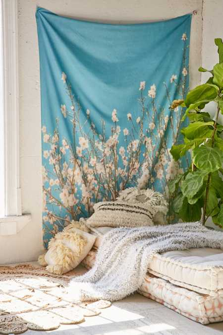 Lisa Argyropoulos For DENY Reaching For Spring Tapestry