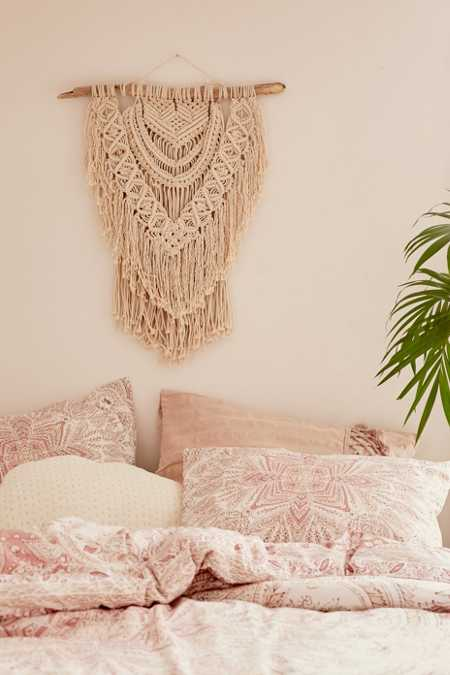 Juniper + Fir X UO Wall Hanging