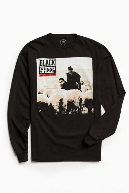 Black Sheep Long-Sleeve Tee
