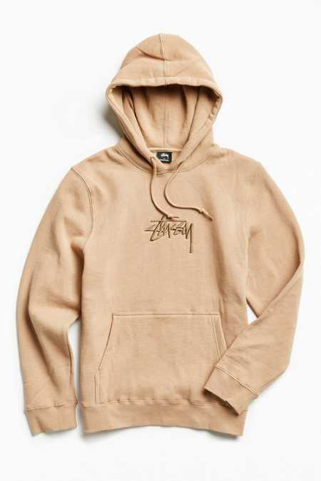 Champion Tan Hoodie - Trendy Clothes