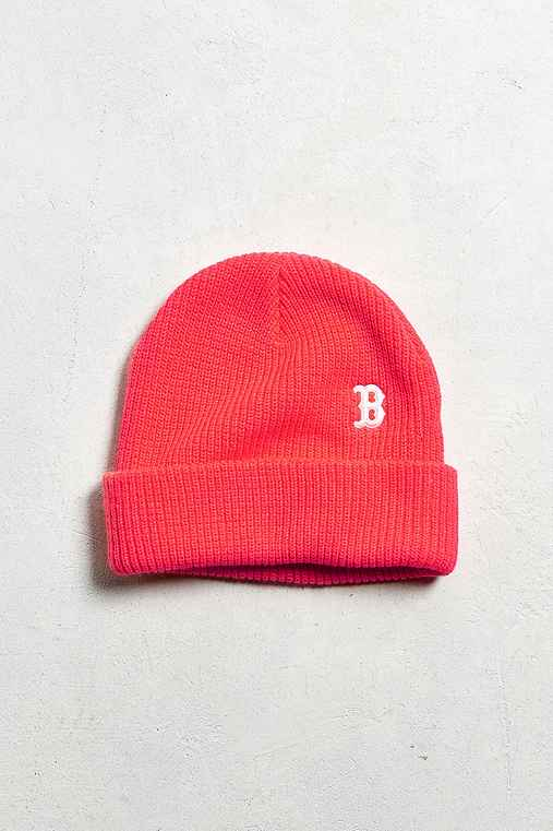 '47 Brand X UO Boston Beanie,PINK,ONE SIZE