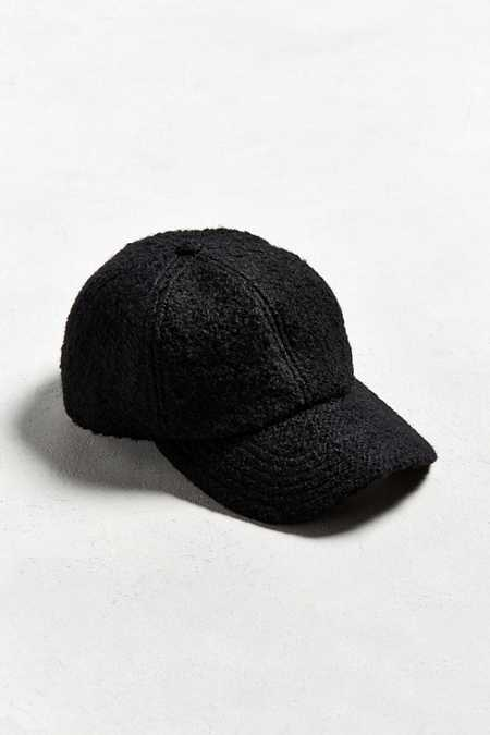 UO Wool Baseball Hat