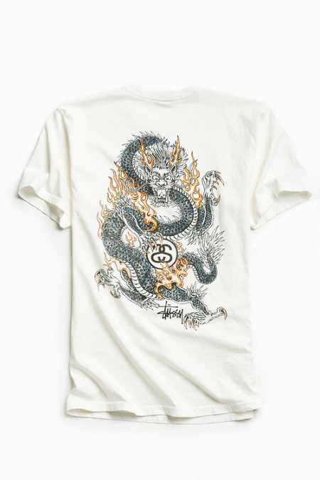 Stussy Fire Dragon Tee