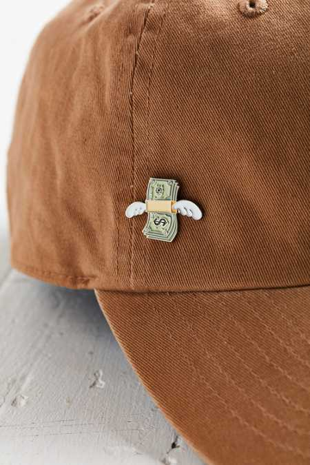 VERAMEAT Flying Money Pin